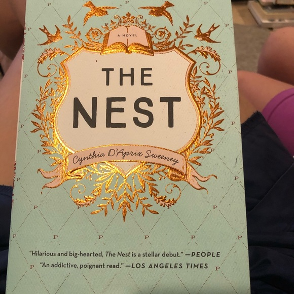 Harper Other - The Nest paperback by Cynthia Sweeney